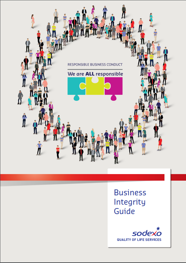 Cover Business Integrity Guide