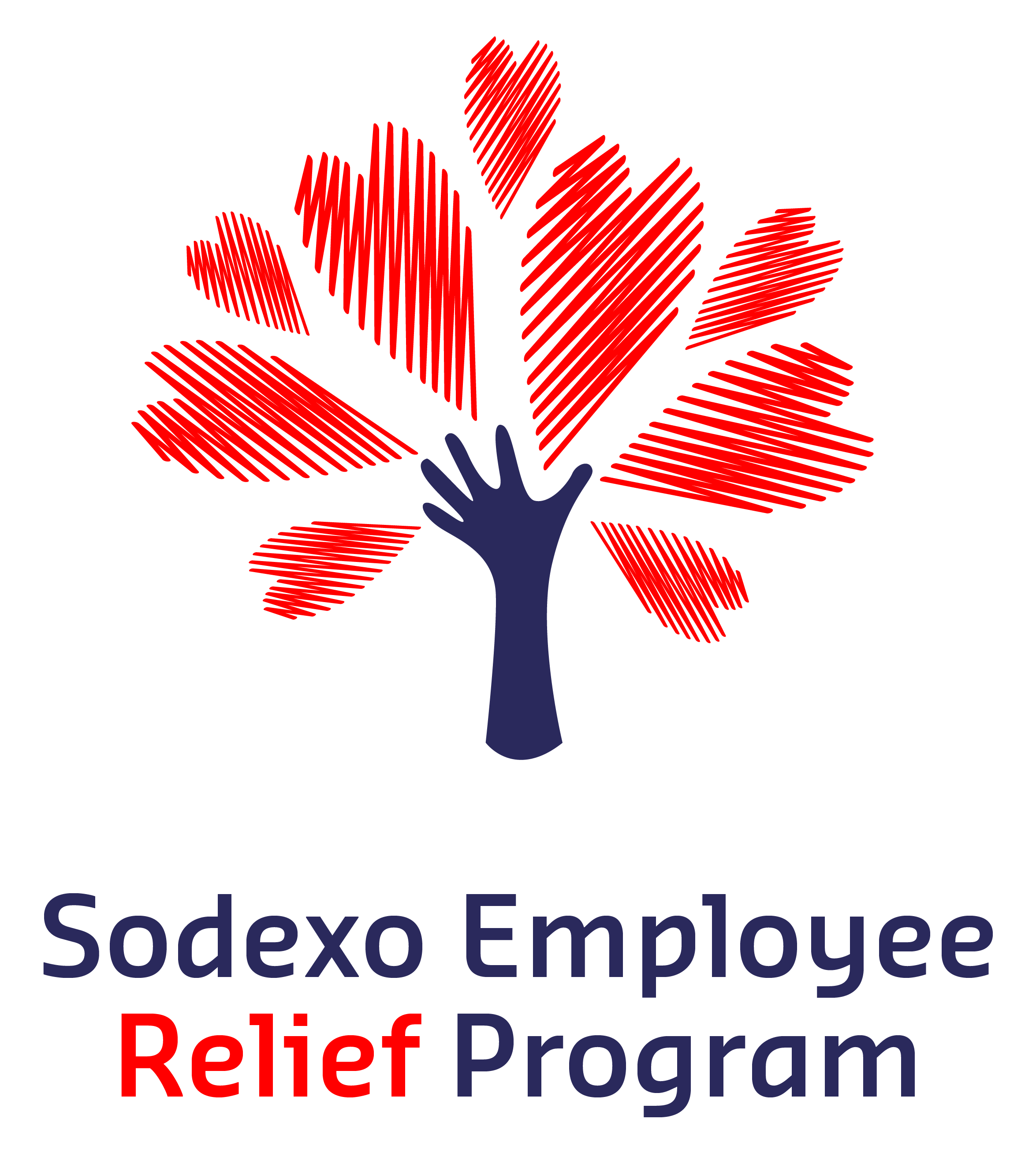 Sodexo Employee Relief Program logo