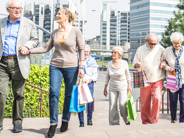 Baby Boomers are embracing city life