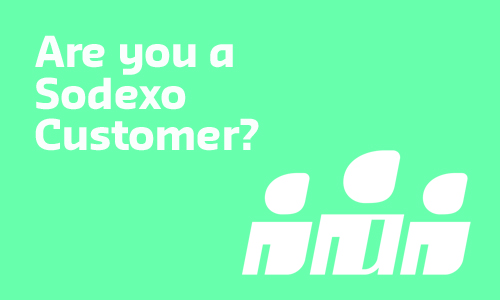Are you a Sodexo customer?