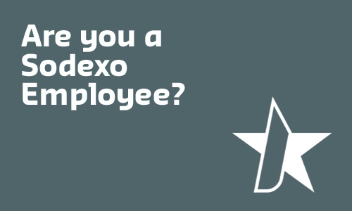 Are you a Sodexo employee?