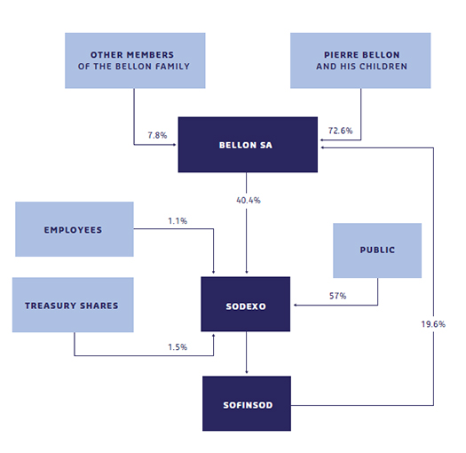 Shareholding Structure 2017