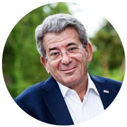 Michel Landel, Sodexo CEO from 2005 to January 2018